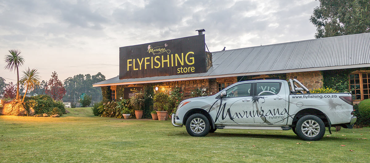 Mavungana Flyfishing Fly Shop