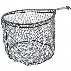 Short Handle Scale Net - Rubber