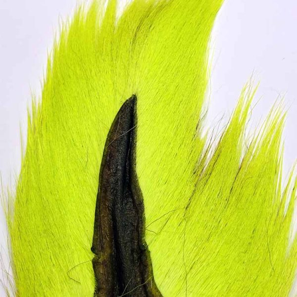 Fishient Bucktail - Chartreuse