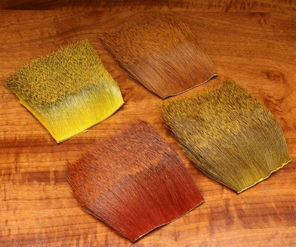 Dyed Deer Body Hair - Collective 2