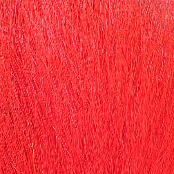 Large Northern Bucktail - Red