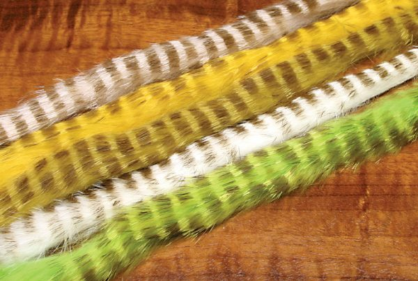 Olive Barred Rabbit Strips - Collective