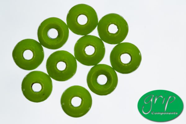 Tungsten Beads - Chartreuse